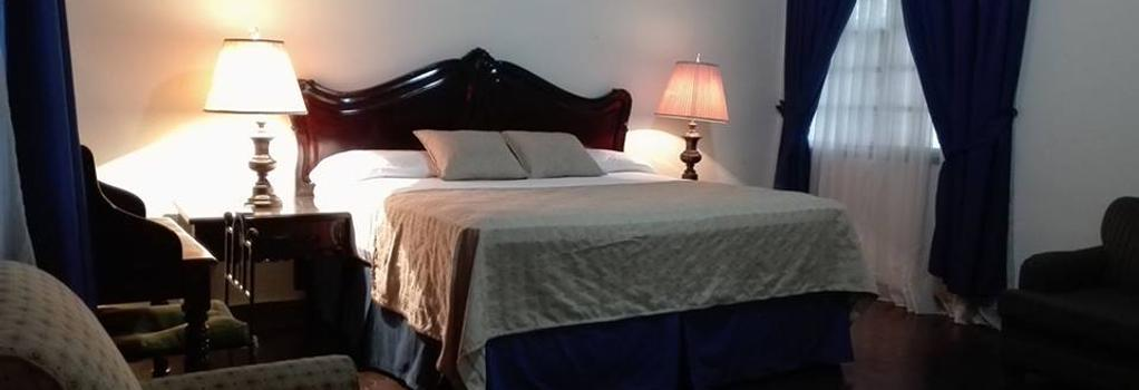 Casa Colonial Sps - San Pedro Sula - Bedroom