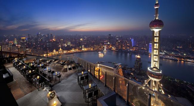 The Ritz-Carlton, Shanghai Pudong - Shanghai - Outdoor view