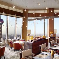 The Ritz-Carlton, Shanghai Pudong Breakfast Area