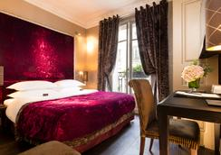 Hotel Ares Eiffel - Paris - Kamar Tidur