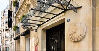 Hotel Ares Eiffel - Paris - Bangunan