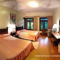 Hotel Aranjuez Cochabamba Guestroom