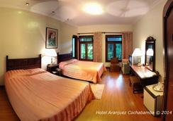 Hotel Aranjuez Cochabamba - Cochabamba - Kamar Tidur