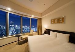 Park Hotel Tokyo - Tokyo - Kamar Tidur
