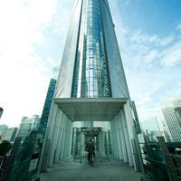Park Hotel Tokyo Hotel Entrance