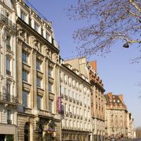 Citadines Saint-Germain-des-Prés Paris Hotel Front