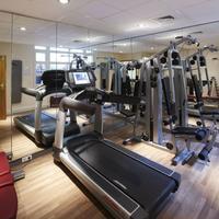 Citadines Saint-Germain-des-Prés Paris Fitness Facility