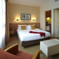 Citadines Saint-Germain-des-Prés Paris Guestroom