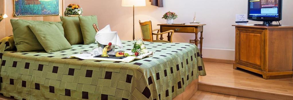 Hotel Terranobile Metaresort - Bari - Bedroom