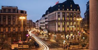 Brussels Marriott Hotel Grand Place - Brusel - Bangunan
