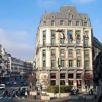 Brussels Marriott Hotel Grand Place Exterior