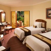 Grand Mirage Resort And Thalasso Bali Guestroom