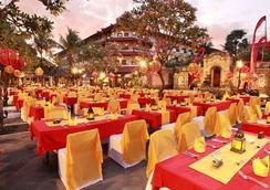 Grand Mirage Resort And Thalasso Bali - South Kuta - Restoran