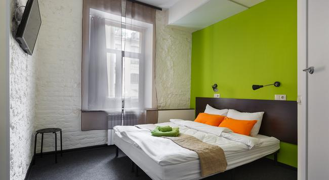 Station Hotel M19 - Saint Petersburg - Bedroom
