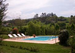 Palacio García Quijano - Santander - Kolam