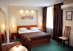 Hotel Khakasia - Abakan - Kamar Tidur