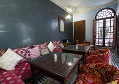 Riad Letchina - Fez - Lounge