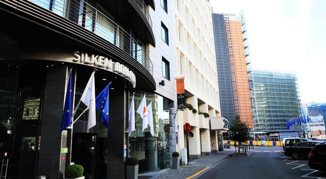 Silken Berlaymont Brussels - Brussels - Building