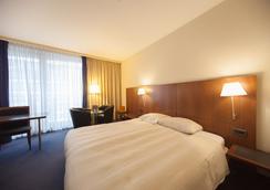 Hotel Berlaymont Brussels Eu - Brusel - Kamar Tidur