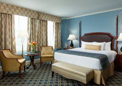 Francis Marion Hotel - Charleston - Kamar Tidur