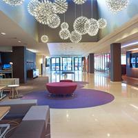 Novotel Warszawa Centrum Lobby