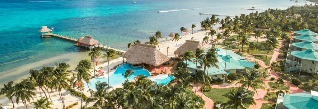 Costa Blu Dive & Beach Resort - San Pedro Town - Outdoor view