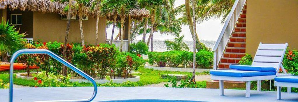 Sapphire Beach Resort - San Pedro Town - Pool
