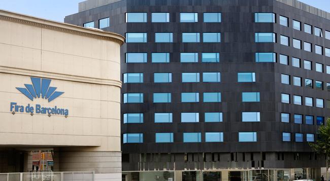 Ayre Hotel Gran Via - Barcelona - Building
