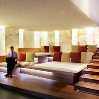Ayre Hotel Rosellon Staircase