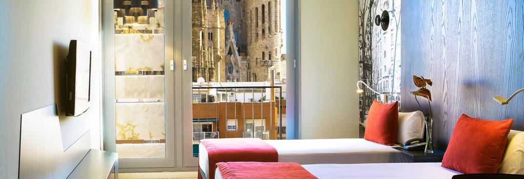 Ayre Hotel Rosellon - Barcelona - Bedroom