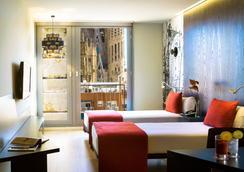 Ayre Hotel Rosellon - Barcelona - Kamar Tidur