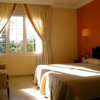 Ayre Hotel Córdoba Guestroom