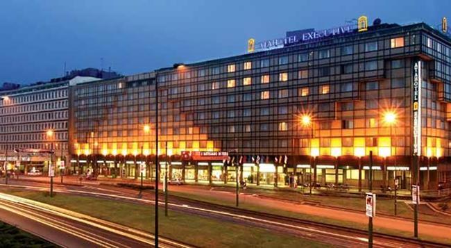 Atahotel Executive - Milan - Building