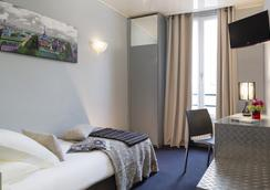 Hotel Beaumarchais - Paris - Kamar Tidur