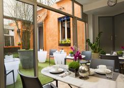 Hotel Beaumarchais - Paris - Restoran