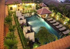 Residence Indochine D'angkor - Siem Reap - Kolam
