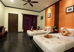 Residence Indochine D'angkor - Siem Reap - Kamar Tidur