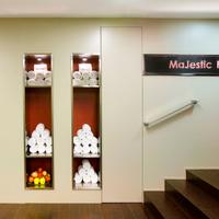 Majestic Hotel & Spa Barcelona Gym