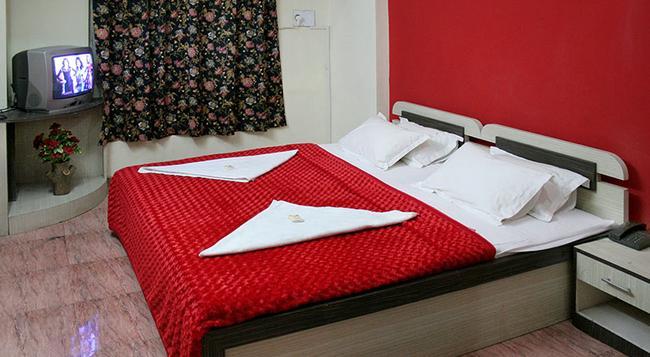 Hotel Indraprasth - Aurangabad (Maharashtra) - Bedroom