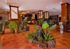Pakse Hotel & Restaurant - Pakse - Lobi