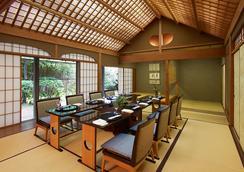 Grand Prince Hotel New Takanawa - Tokyo - Restoran