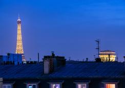 Hotel Ampere - Paris - Atraksi Wisata