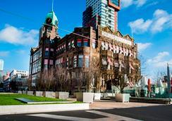 Hotel New York - Rotterdam - Bangunan