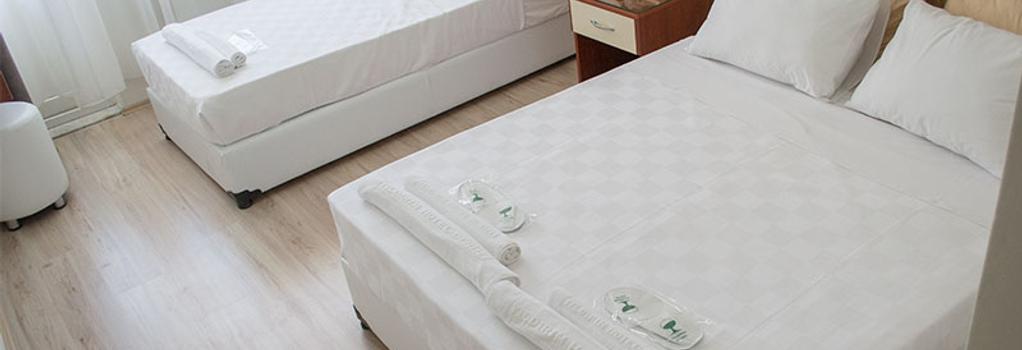 Yildirim Hotel - Denizli - Bedroom