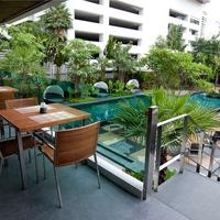 Sukhumvit 12 Hotel And Suites Outdoor Dining