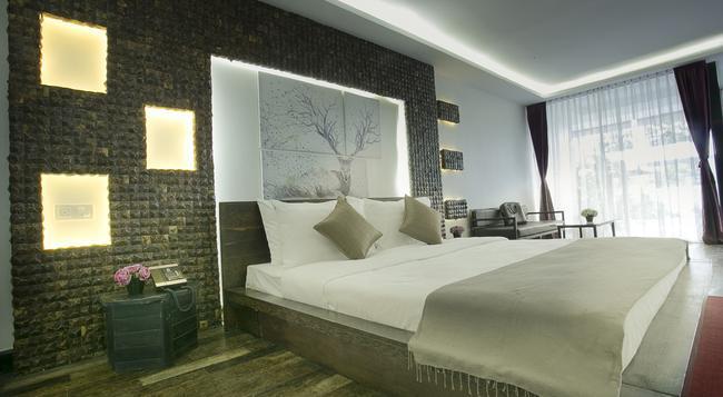Angkor Elysium Club - Siem Reap - Bedroom
