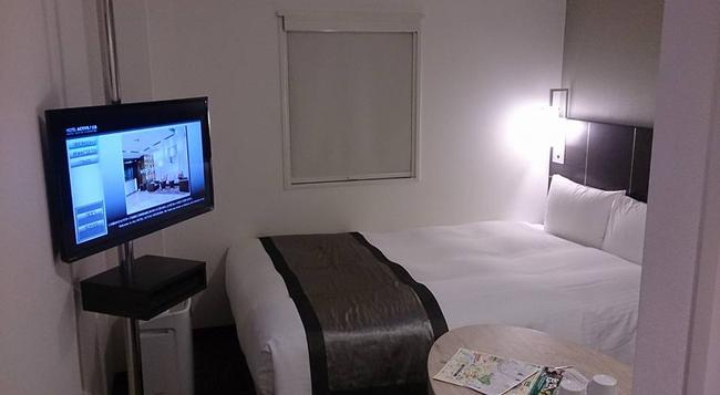 Hotel Active Hiroshima - Hiroshima - Bedroom