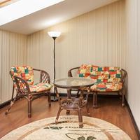 Nikitin Hotel Living Area