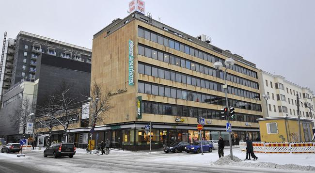 Forenom Aparthotel Oulu Uusikatu - Oulu - Building