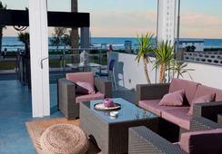 Hotel Meridional - Guardamar del Segura - Pemandangan luar